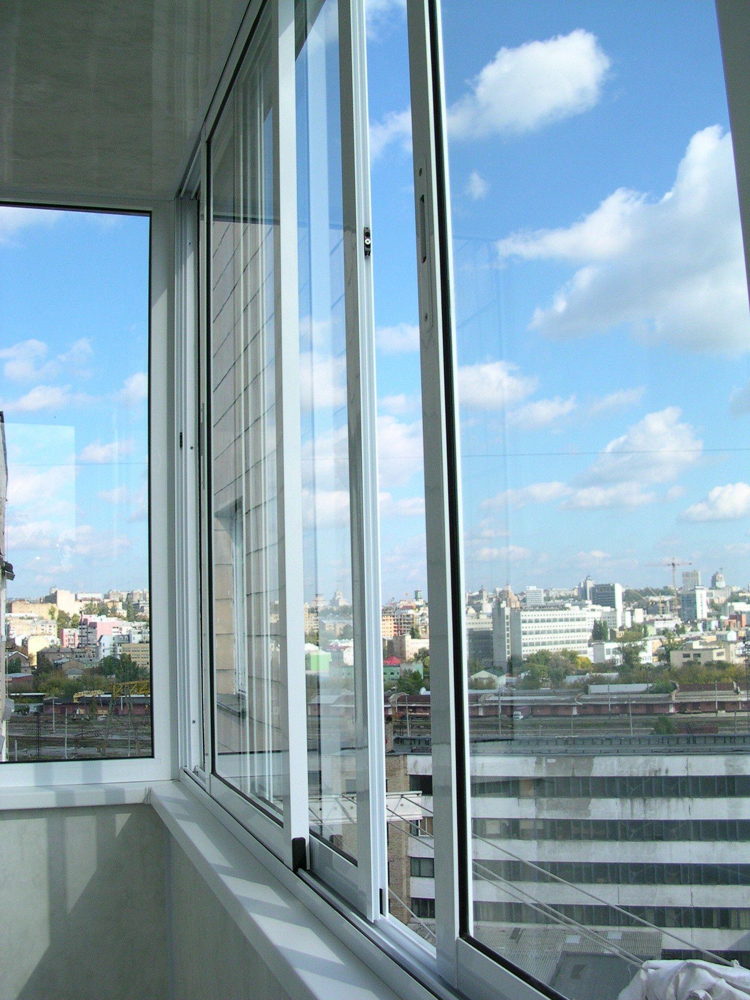 Остекление балконов и лоджий цена остекления в